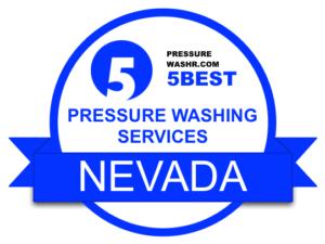 Nevada Pressure Washing Services Badge