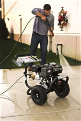 SIMPSON Cleaning PS3228-S 3200 PSI at 28 GPM Gas Pressure Washer