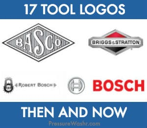 17 Famous Tool Logos Then and Now