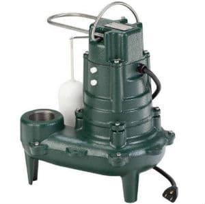 Zoeller M267 Sump Pump