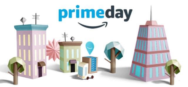 Amazon Prime Day Header Image