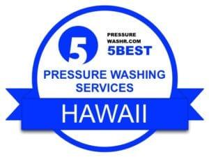 Hawaii Pressure Washing Services Badge