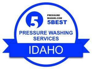 Idaho Pressure Washing Services Badge