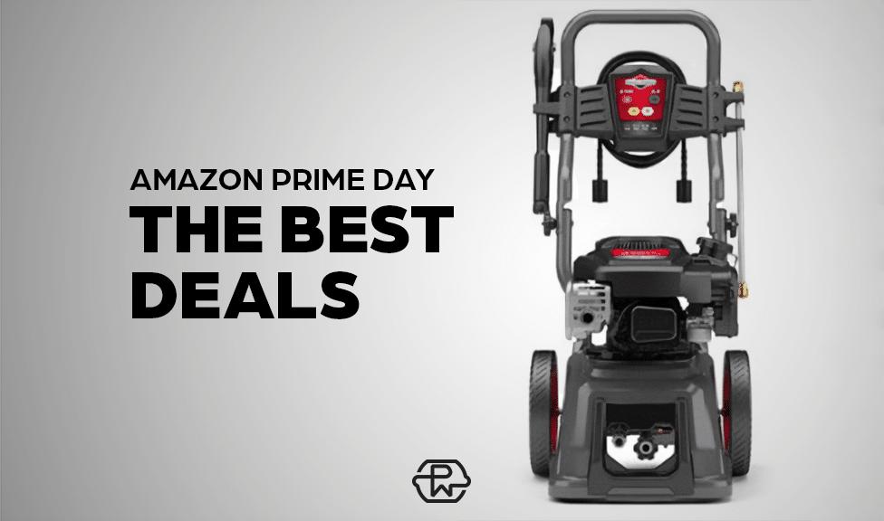 Amazon's Best Prime Day Pressure Washer Deals 2021