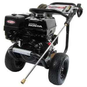 Simpson cleaning ps4240h pressure washer