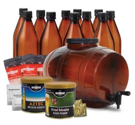 Best Home Brewing Starter Kit