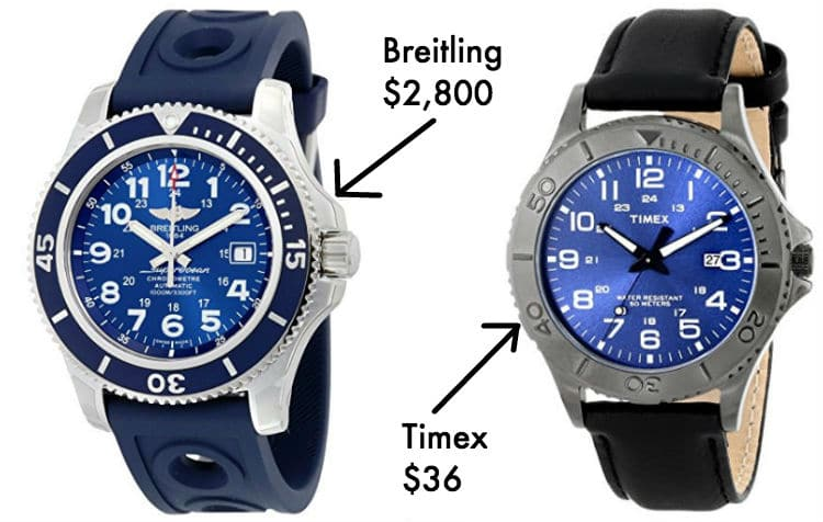 Expensive Watch For Cheap