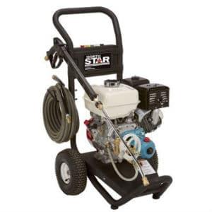 NorthStar 3300 psi Honda powered pressure washer