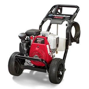 PowerBoss Honda gc390 Honda powered washer