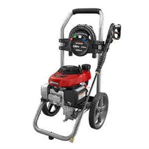 PowerStroke 3100 psi Honda gcv190 power washer