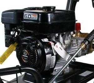 Subaru ex17 on Campbell Hausfeld pressure washer