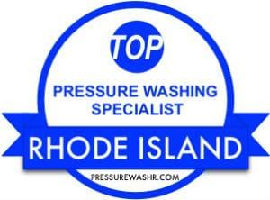 Rhode Island top specialist pressure washing