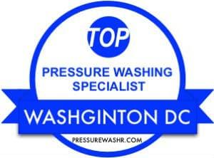 Washington DC top pressure washing specialist