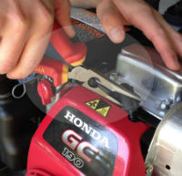 Needlenose Pliers Often Used To Troubleshoot Pressure Cleaners