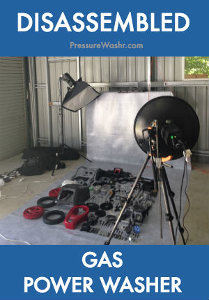 Intro Image Disassembled Gas Power Washer