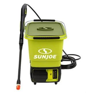 Sun Joe Battery Power Electric Power Washer