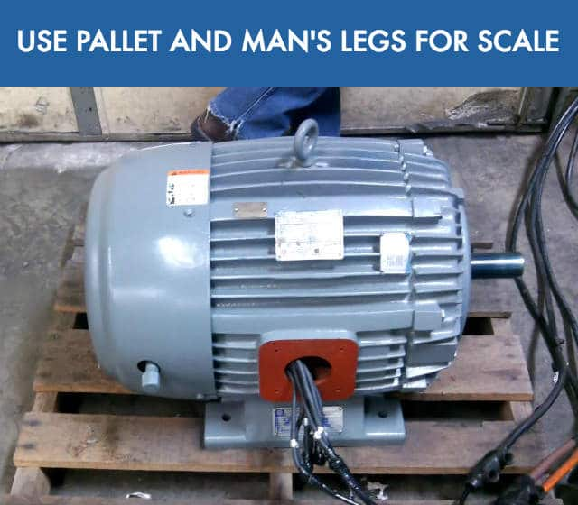 60 HP Electric Motor Size