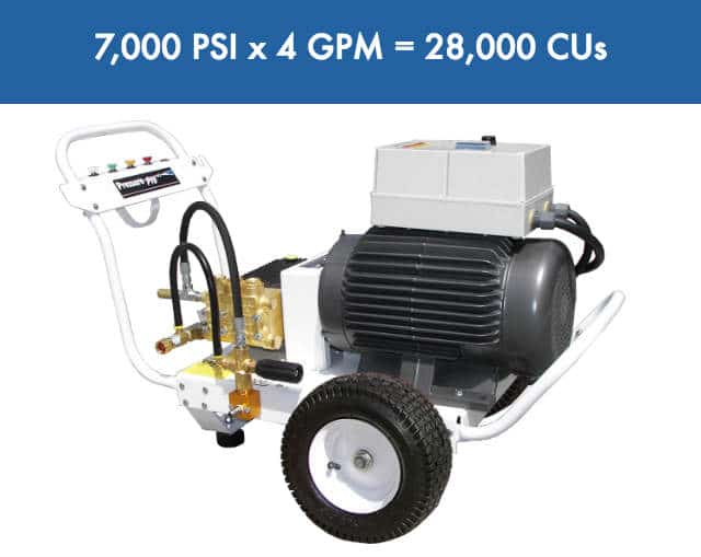Pressure-Pros Most Powerful Electric Pressure Washer