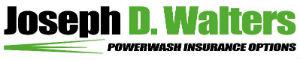 Joseph D Walter Pressure Wash Insurance Logo
