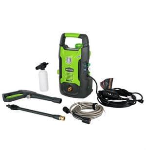 Greenworks Light Duty Electric Pressure Cleaner