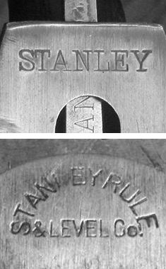 Early Stanley Logos