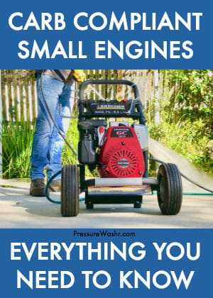 What is a CARB Compliant Small Engine Intro Image