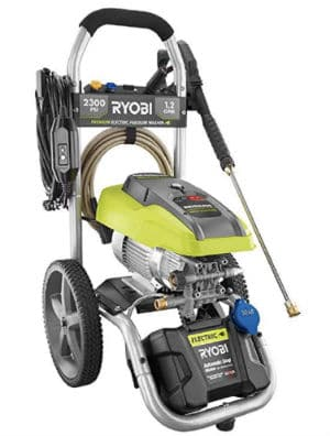 Best Ryobi 2300 PSI Electric With Induction Motor Pressure Washer