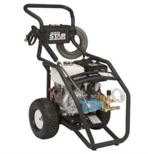 North Star 4000 psi gas pressure washer best for daily use