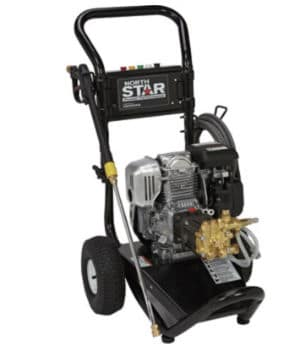 NorthStar Gas Cold Water Pressure Washer Best for weekend use around home