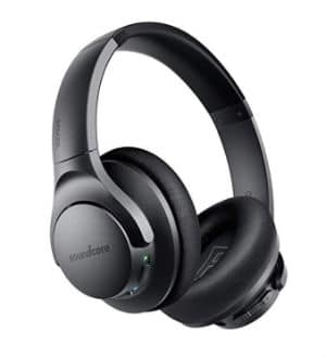 Anker Soundcore Life Q20 Noise Cancelling Headphones for Mowing
