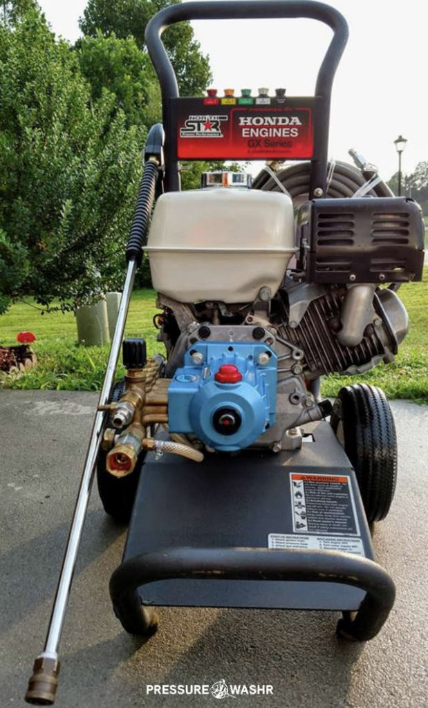 NorthStar 3300 PSI 3 GPM Max Performance Pressure Washer