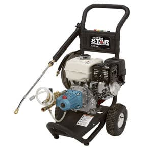 NorthStar max performance gas pressure washer
