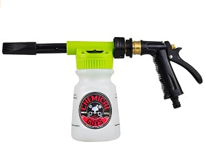 Chemical Guys Best Foam Gun to Use With Garden Hose