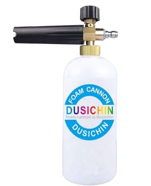 Dusichin Foam Cannon Under 20