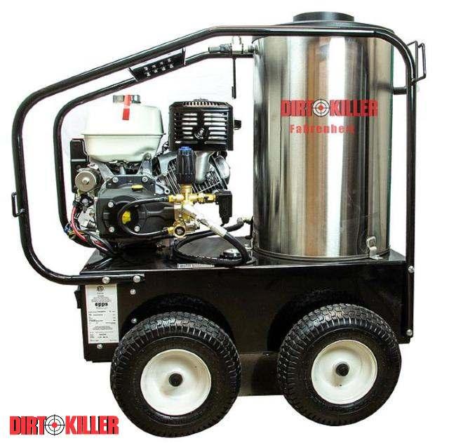 Dirt Killer Fahrenheit 13 Hot Water Pressure Washer (1)