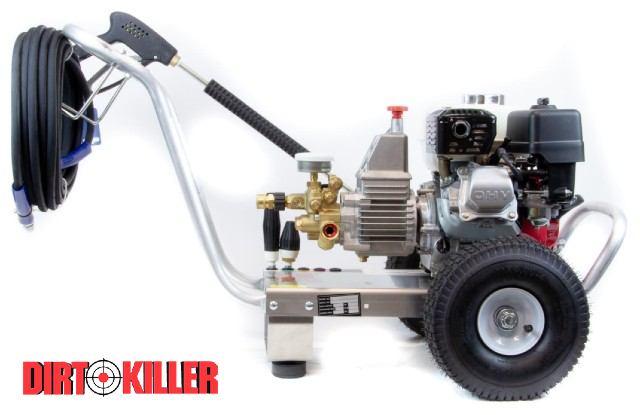 Dirt Killer H357 Gas Pressure Washer (1)