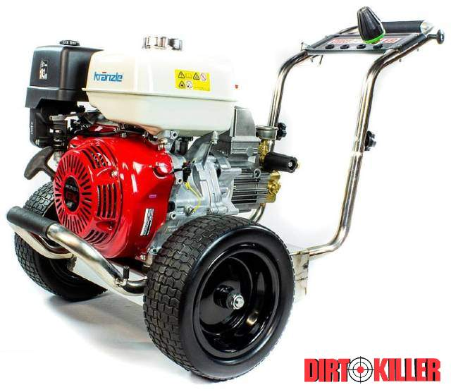 Dirt Killer H360 Gas Pressure Washer (1)