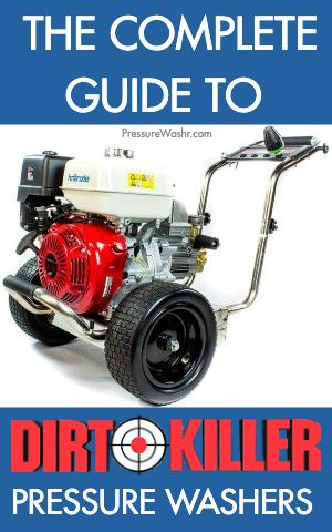Dirt Killer Pressure Washers Complete Guide Intro Img