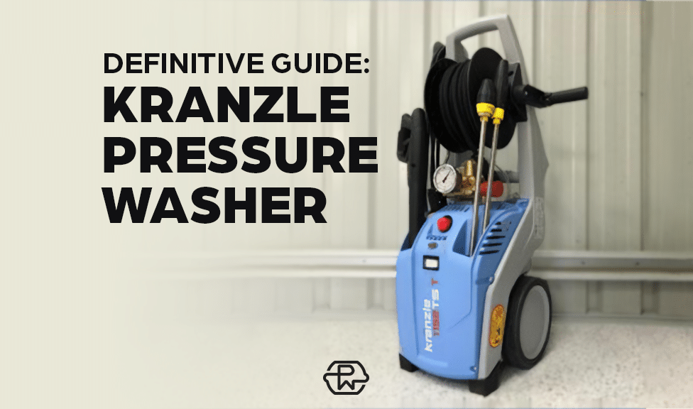 Understanding The Kranzle Pressure Washer – A Practical, Durable and Quality Electric Pressure Washer