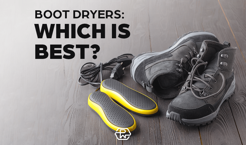 The Best Boot Dryer To Dry Your Shoes, Boots and Gloves After Pressure Washing