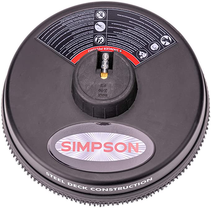 Simpson surface cleaner
