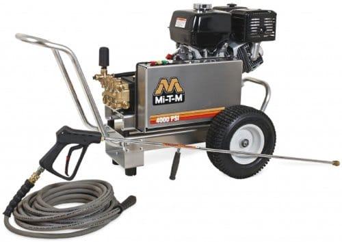 Mi-T-M CBA-4004-1MGH Pressure Washer