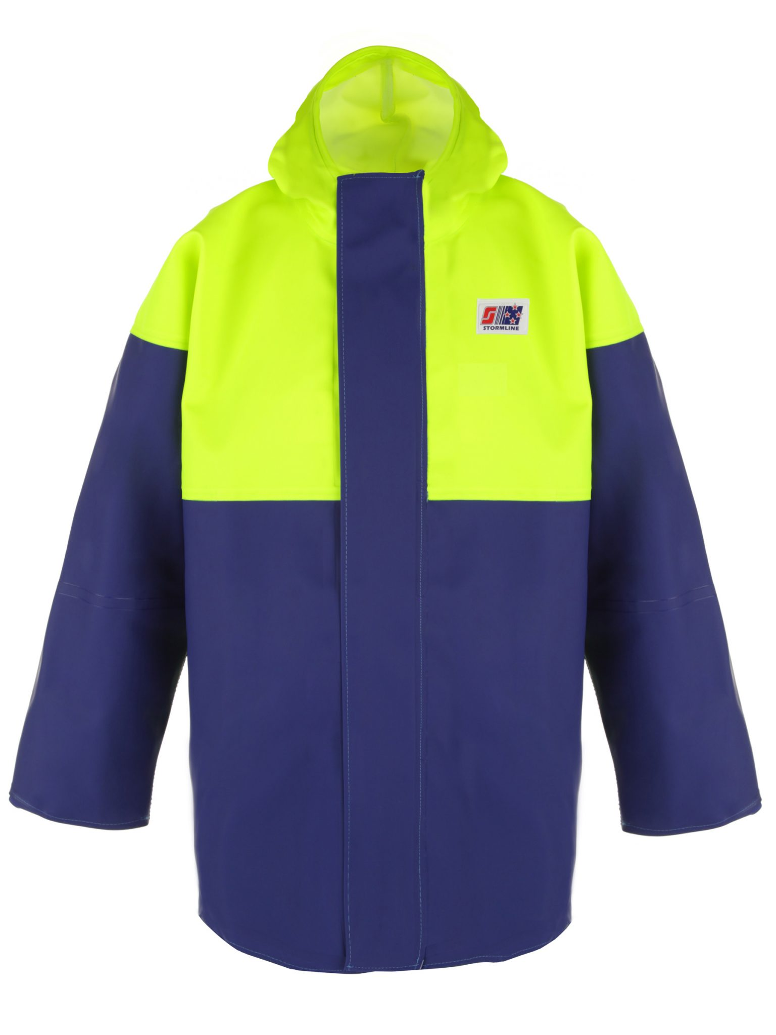Pressure washing jacket - Stormline Crew 211 Heavy Duty Commercial Fishing Rain Gear Jacket