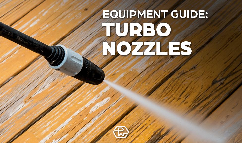 Pressure Washer Turbo Nozzle Comparison Guide