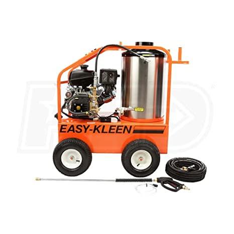 Easy-Kleen EZO4035G-K-GP-12 Commercial Hot water Pressure washer