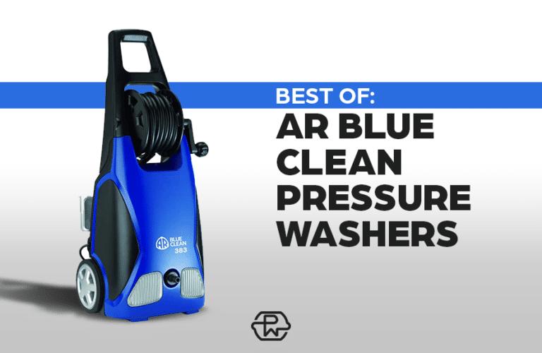 Best AR Blue Washers Thumb