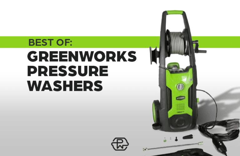 Best Greenworks Washers Thumb