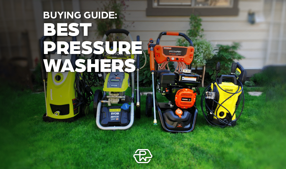 best pressure washers buying guide