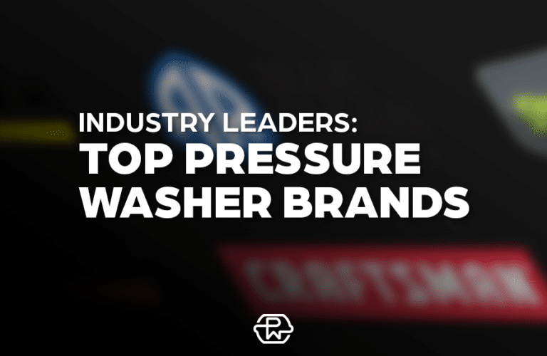 Top Pressure Washer Brands Thumb