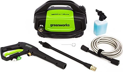 greenworks pressure washer pw1502
